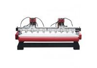 CNC Máquinas Grabadoras y Fresadoras para Carpintería de Multiestacion